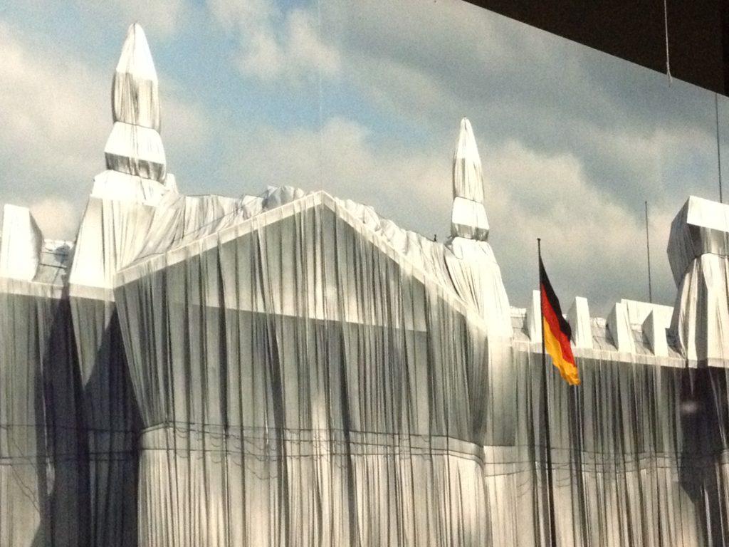 Verhüllter Reichstag-Führung