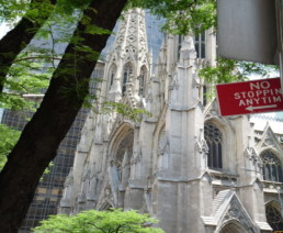 Pause - Trinity Church NYC